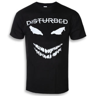 t-shirt metal uomo Disturbed - Scary Face - ROCK OFF, ROCK OFF, Disturbed