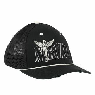 Cappello NIRVANA - IN-UTERO MONOCROMO - AMPLIFIED, AMPLIFIED, Nirvana