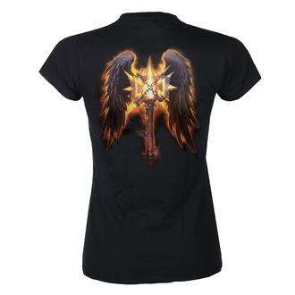 Maglietta metal da donna Hammerfall - Hammer Wings - ART WORX, ART WORX, Hammerfall