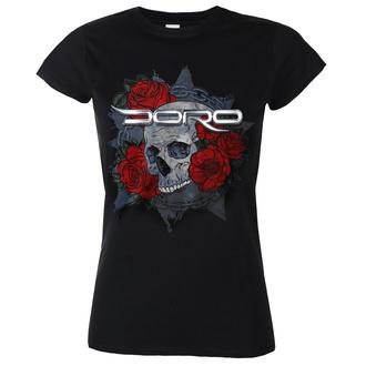 Maglietta metal da donna Doro - Skull & Roses - ART WORX, ART WORX, Doro