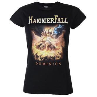 Maglietta metal da donna Hammerfall - Dominion - ART WORX, ART WORX, Hammerfall