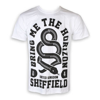 t-shirt metal uomo Bring Me The Horizon - Snake Men - ROCK OFF, ROCK OFF, Bring Me The Horizon