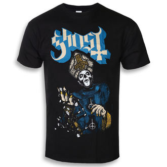 t-shirt metal uomo Ghost - Papa Of The World - ROCK OFF, ROCK OFF, Ghost