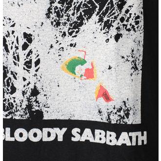 t-shirt metal uomo Black Sabbath - Black - ROCK OFF, ROCK OFF, Black Sabbath
