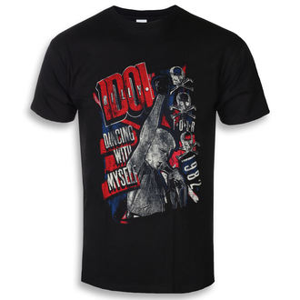t-shirt metal uomo Billy Idol - Dancing With Myself - ROCK OFF, ROCK OFF, Billy Idol