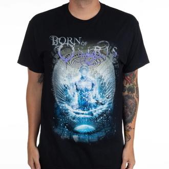 Maglietta da uomo Born Of Osiris - Discovery - Nero - INDIEMERCH, INDIEMERCH, Born of Osiris