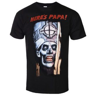 Maglietta da uomo Ghost - Here's Papa - ROCK OFF, ROCK OFF, Ghost