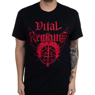Maglietta da uomo Vital Remains - Where Is Your God Now - Nero - INDIEMERCH, INDIEMERCH, Vital Remains