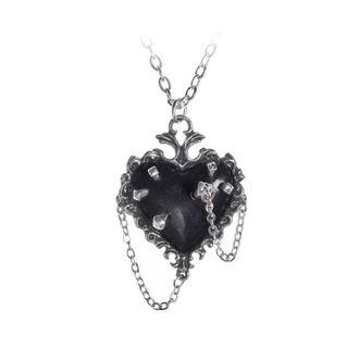 Pendente collana ALCHEMY GOTHIC - Witches Heart, ALCHEMY GOTHIC