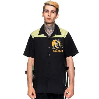Camicia da uomo KILLSTAR - Witch Queen - Bowling - Nero, KILLSTAR