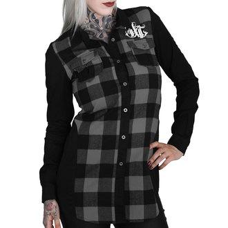 camicia da donna HYRAW - GRISE, HYRAW