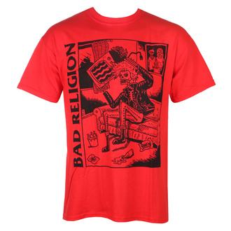 t-shirt metal uomo Bad Religion - Television - KINGS ROAD, KINGS ROAD, Bad Religion