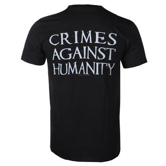 Maglietta da uomo Sacred Reich - Crimes Against Humanity - RAZAMATAZ, RAZAMATAZ, Sacred Reich