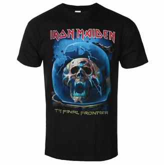 Maglietta da uomo Iron Maiden - Astro Dead V1 BL - ROCK OFF, ROCK OFF, Iron Maiden