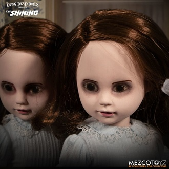 Bambole Shining - Living Dead Dolls - Gemelle Grady parlanti, LIVING DEAD DOLLS