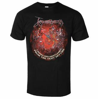 Maglietta da uomo Venom - Ladies & Gentlemen - Nero - INDIEMERCH, INDIEMERCH, Venom