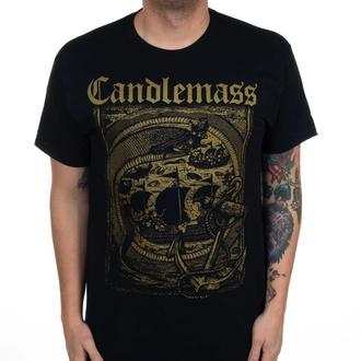 Maglietta da uomo Candlemass - The Great Octopus - Nero - INDIEMERCH, INDIEMERCH, Candlemass