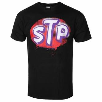 Maglietta da uomo Stone Temple Pilots - Red Logo BL - ROCK OFF, ROCK OFF, Stone Temple Pilots