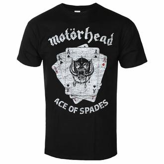 Maglietta da uomo Motörhead - Flat Warpig Aces BL - ROCK OFF, ROCK OFF, Motörhead