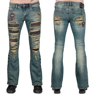 Pantaloni da uomo (jeans) WORNSTAR - Diurne, WORNSTAR