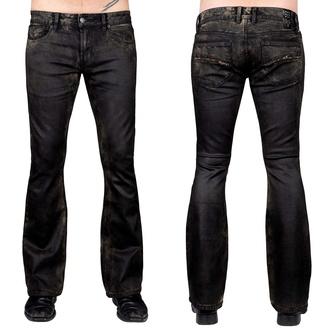 Pantaloni da uomo WORNSTAR - Hellraiser Coated - Crudo Umber, WORNSTAR