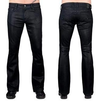 Pantaloni (jeans) da uomo WORNSTAR - Hellraiser Coated - Carbon, WORNSTAR