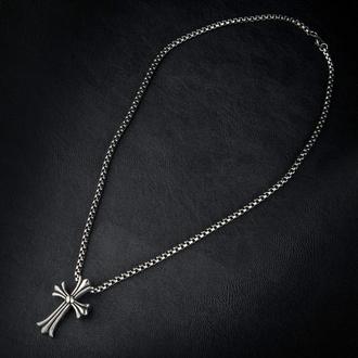 Collana WORNSTAR - Flared Cross, WORNSTAR