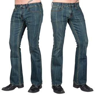 Pantaloni da uomo WORNSTAR - Hellraiser Vapor - Vintage Blu, WORNSTAR