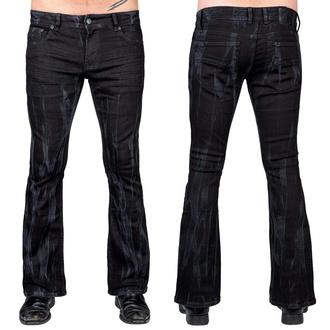 Pantaloni da uomo WORNSTAR - Hellraiser Vapor - Nero, WORNSTAR
