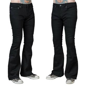 Pantaloni (jeans) da uomo WORNSTAR - Starchaser - Nero, WORNSTAR