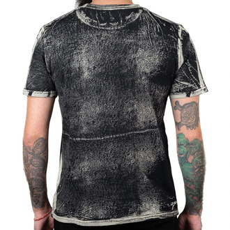 Maglietta da uomo WORNSTAR - Essentials - Distress Edge, WORNSTAR