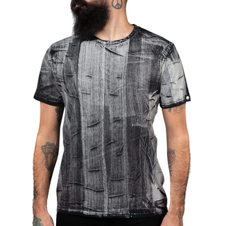 Maglietta da uomo WORNSTAR - Essentials - Granito, WORNSTAR
