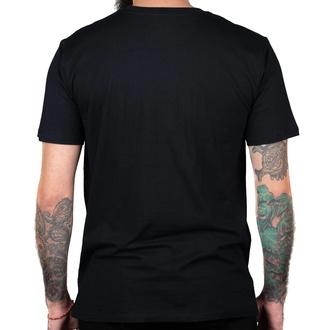 Maglietta da uomo WORNSTAR - Essentials - Nero, WORNSTAR