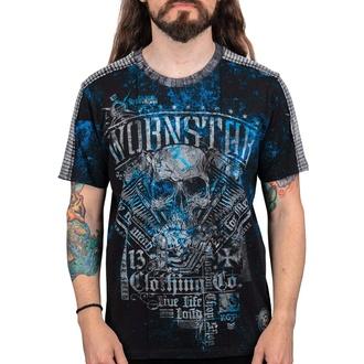 Maglietta da uomo WORNSTAR - Devil's Engine, WORNSTAR
