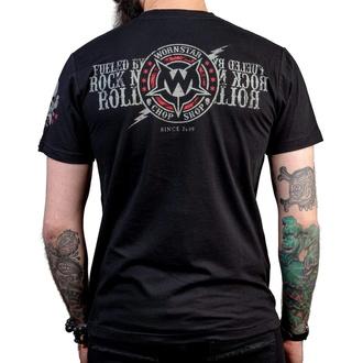 Maglietta da uomo WORNSTAR - Electric, WORNSTAR