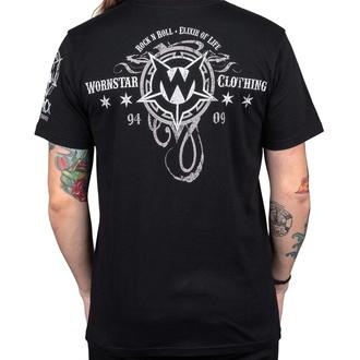 Maglietta da uomo WORNSTAR - Elixir, WORNSTAR