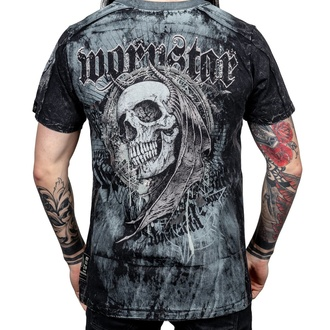 t-shirt hardcore uomo - Sentinel - WORNSTAR, WORNSTAR