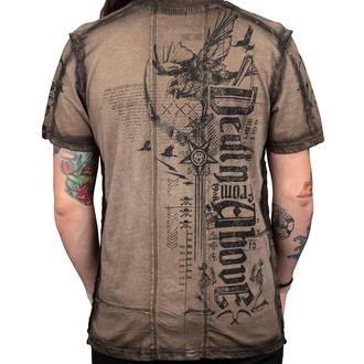 Maglietta da uomo WORNSTAR - Tunguska, WORNSTAR