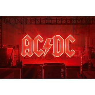 Bandiera  AC  /  DC  - POWER UP - RAZAMATAZ, RAZAMATAZ, AC-DC
