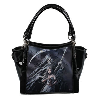 borsetta (borsa) ANNE STOKES - Summon The Reaper - Nero, ANNE STOKES