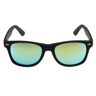 Occhiali da sole Classico - verde / giallo - ROCKBITES, Rockbites
