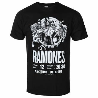 Maglietta da uomo Ramones - Belgio - ROCK OFF, ROCK OFF, Ramones