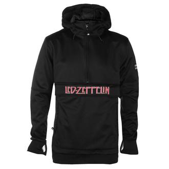 Giacca da uomo (softshell) SESSIONS x Led Zeppelin - Black, SESSIONS, Led Zeppelin