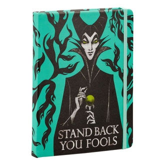 Bloc Notes Maleficent - Disney - Villains, NNM, Maleficent