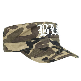 Berretto BLACK LABEL SOCIETY - LOGO (CAMO) - PLASTIC HEAD, PLASTIC HEAD, Black Label Society