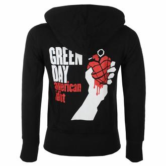 Felpa da donna Green Day - American Idiot- ROCK OFF, ROCK OFF, Green Day