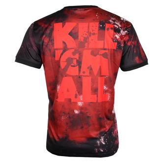 Maglietta da uomo (tecnica) METALLICA - KILL EM ALL - NERO - AMPLIFIED, AMPLIFIED, Metallica