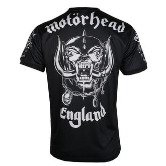 Maglietta da uomo tecnica Motörhead - LEATHER VEST - NERO - AMPLIFIED, AMPLIFIED, Motörhead