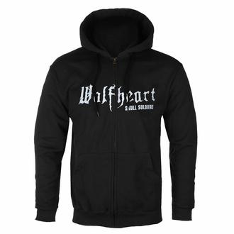 Felpa con cappuccio da uomo WOLFHEART - Skull Takldiers - NAPALM RECORDS, NAPALM RECORDS, Wolfheart