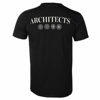 Maglietta da uomo Architects - FTTWTE - Nero - KINGS ROAD, KINGS ROAD, Architects